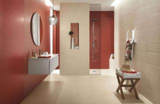 Color Line Marsala 25x75