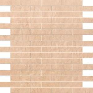 Creta Naturale Brick Mosaico 30.5x30.5