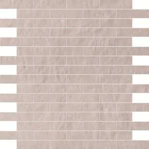 Creta Perla Brick Mosaico 30.5x30.5