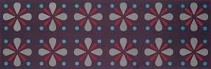 Cupido Emozione Fiori Colore Inserto Mix 2 61x91.5 RT