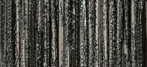 Evoque Fusioni Black Listello 14x30.5