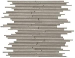 Evoque Tratto Grey Mosaico 30.5x30.5