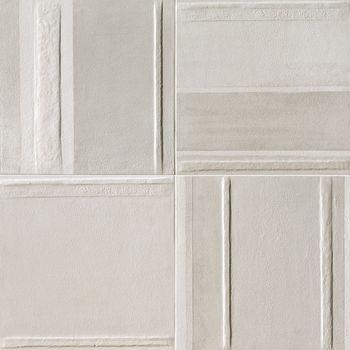 Milano Floor 30 Bianco Deco 30x30 RT