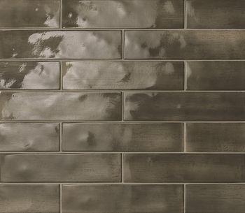 Brickell Brown Glos 7,5x30