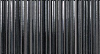 Milano Wall Righe Metal Moka Inserto Rete 30,5x56 RT
