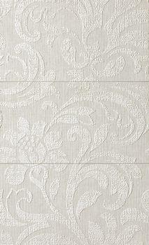 Milano Wall Damasco Bianco Inserto Mix 91,5x56 RT
