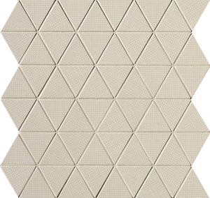 Pat Beige Triangolo Mosaico