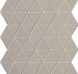 Pat Ecru Triangolo Mosaico