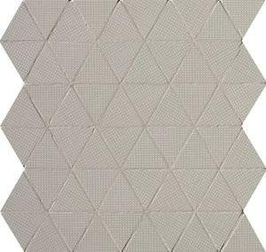 Pat Grey Triangolo Mosaico