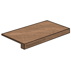 Bark 150 Avana Scalino 25x150