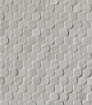 Brooklyn Fog Round Mosaico 29.5x32.5