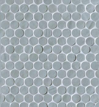 Brooklyn Sky Round Mosaico 29.5x32.5