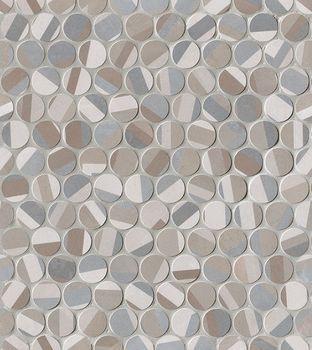 Color Line Deco Round Mosaico 29.5x32.5