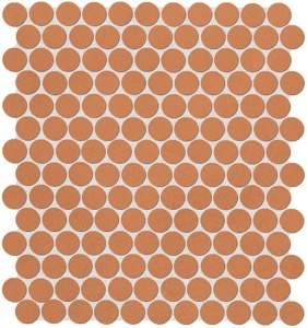 Color Now Curcuma Round Mosaico 29.5x32.5
