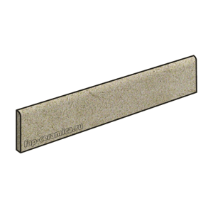 Desert White Battiscopa 7.2x60