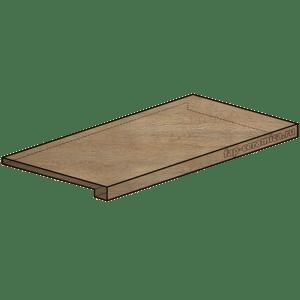 Docks Naturale Scalino Angolare DX 25x150