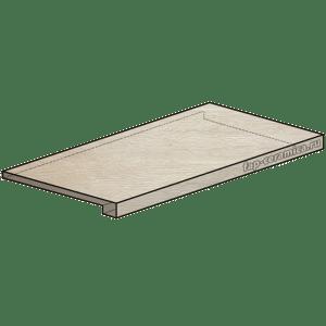 Docks Neutro Scalino Angolare DX 25x150