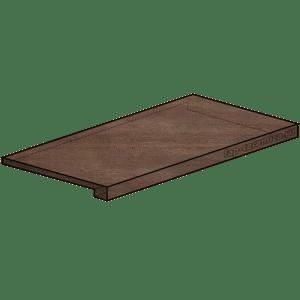 Docks Tabacco Scalino Angolare DX 25x150