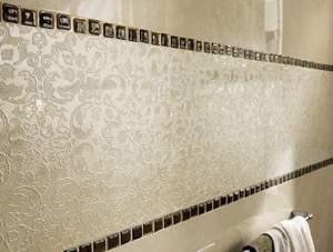 Evoque Gioiello Listello Mosaico 2.5x30.5