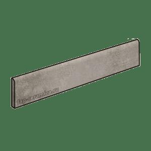 Evoque Grey Battiscopa 7x59