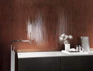 Evoque Tratto Copper Mosaico 30.5x30.5