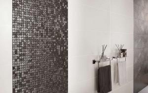 Lumina Glam Silver Mosaico 30.5x30.5