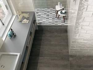 Manhattan Pearl 10x30, Manhattan Grey 10x30, Manhattan Tratti Grigi Mosaico 30x30