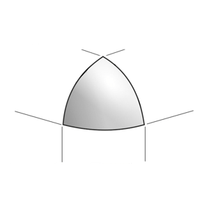 Pura Notte A.E.Spigolo 1.5x1.5