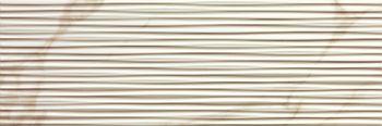 Roma Diamond 25 Line Calacatta Brillante 25x75