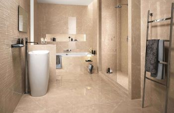 Roma Diamond 150 Beige Duna Brillante 75x150