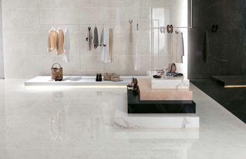 Roma Diamond 110 Carrara Brillante 50x110