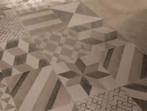 Terra Deco Beige 60x60 RT matt