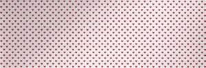Cupido Amore Bianco Rosso Inserto 30.5x91.5 RT