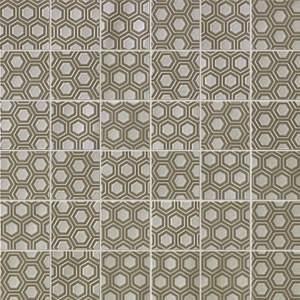 Havana Esagoni Scuri Mosaico 30.5x30.5