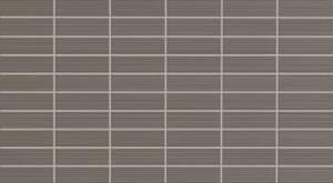 Materia Antracite Mosaico 25x45