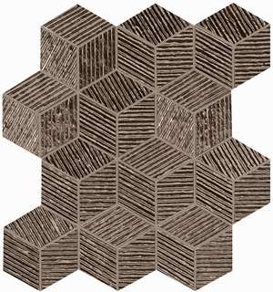 Lumina Glam Caramel Cube Mosaico 22.5x26