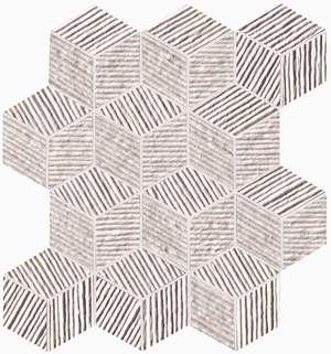 Lumina Glam Pearl Cube Mosaico 22.5x26
