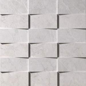 Supernatural Argento 3D Mosaico 30.5x30.5