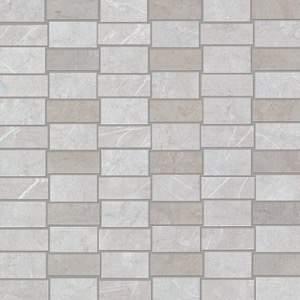 Supernatural Argento Check Mosaico 30.5x30.5