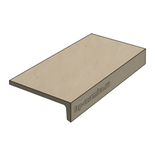 Base Out Sabbia Elemento L 15x75