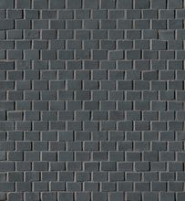 Brooklyn Carbon Brick Mosaico 30x30
