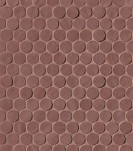 Brooklyn Flame Round Mosaico 29.5x32.5