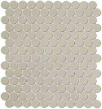 Color Now Tortora Round Mosaico 29.5x32.5