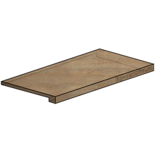 Docks Naturale Scalino Angolare DX 25x150