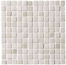 Nord Artic Solid Color Mosaico Matt 30x30
