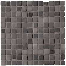 Nord Night Solid Color Mosaico Matt 30x30