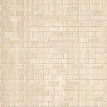Roma Brick Travertino Mosaico 30X30
