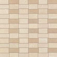 Supernatural Crema Check Mosaico 30.5x30.5