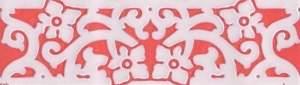 Cielo Gong Papavero Listello 8.5x30.5 RT