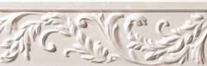 Cielo Impero Bianco Listello 10x30.5 RT